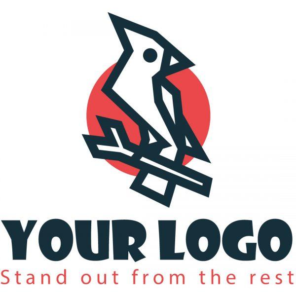 Example logo image