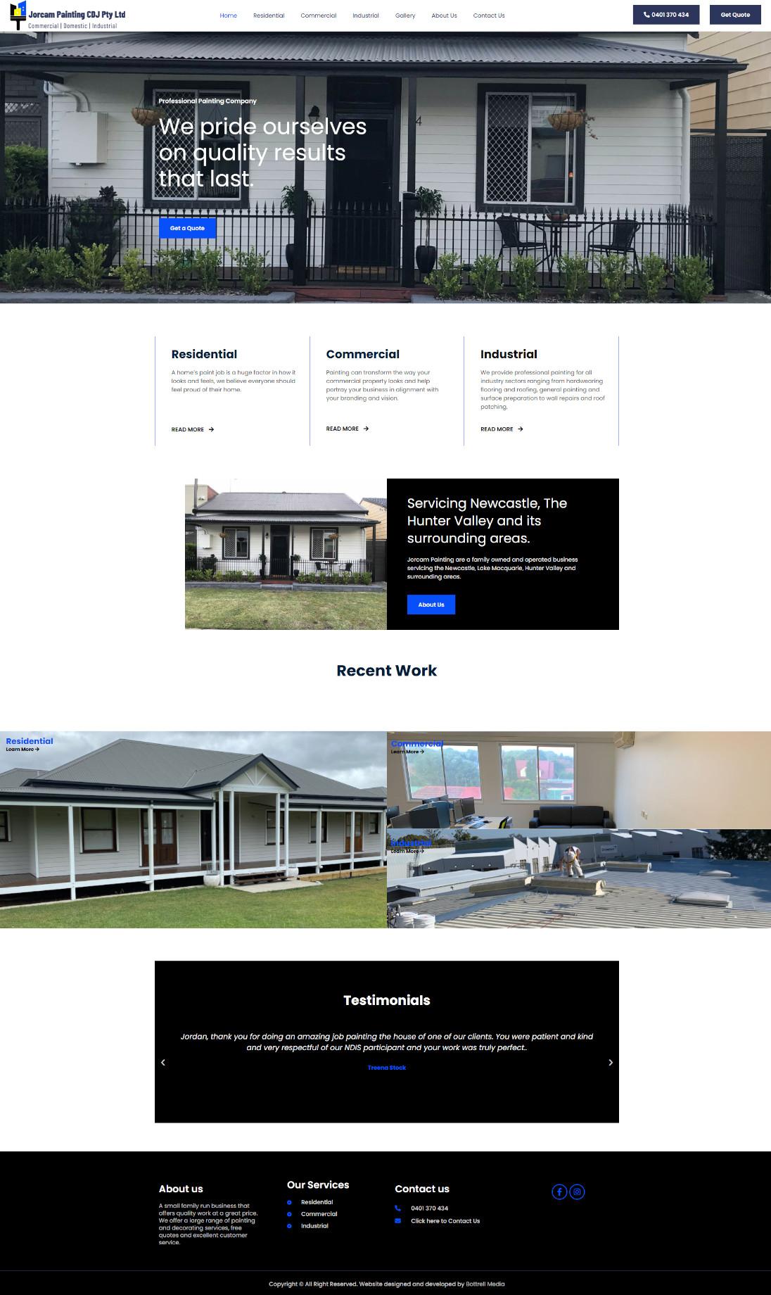 jorcampainting full homepage