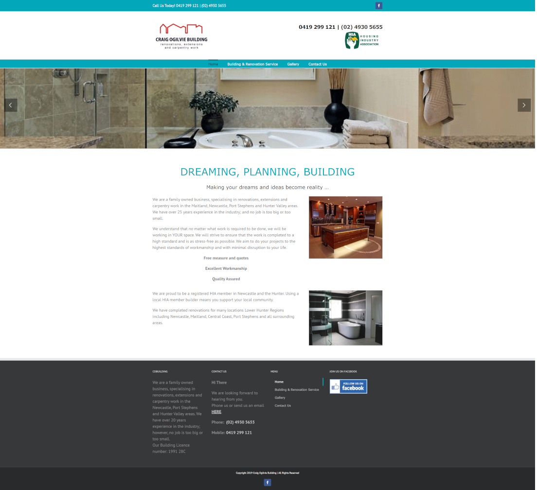 cobuilding full homepage