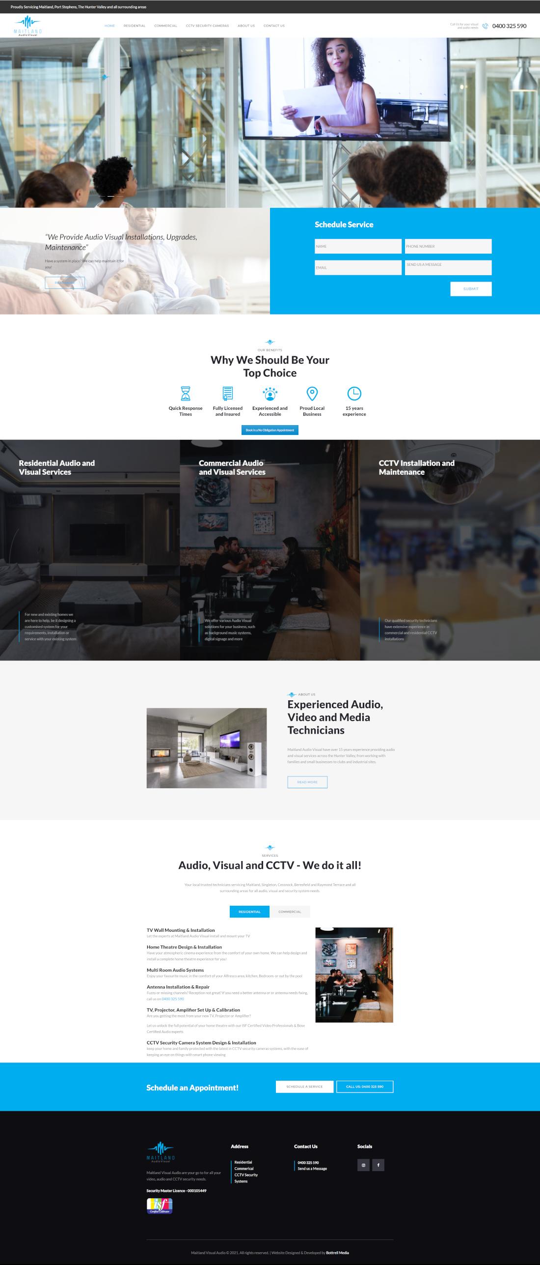 maitlandav full homepage