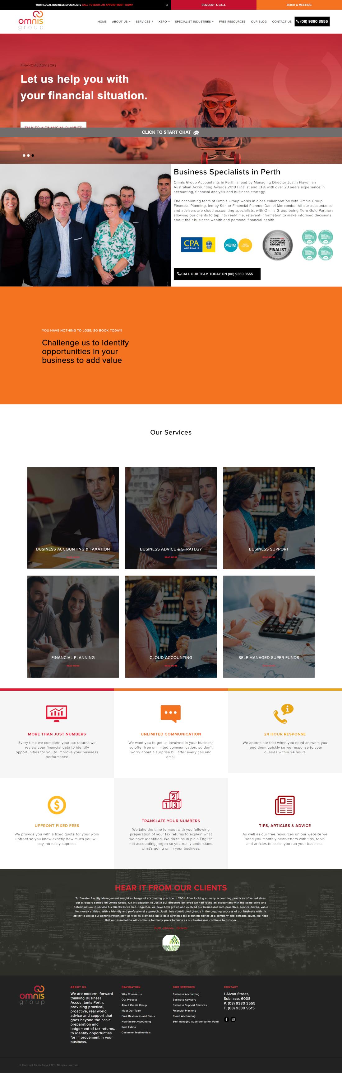 omnisgroup full homepage