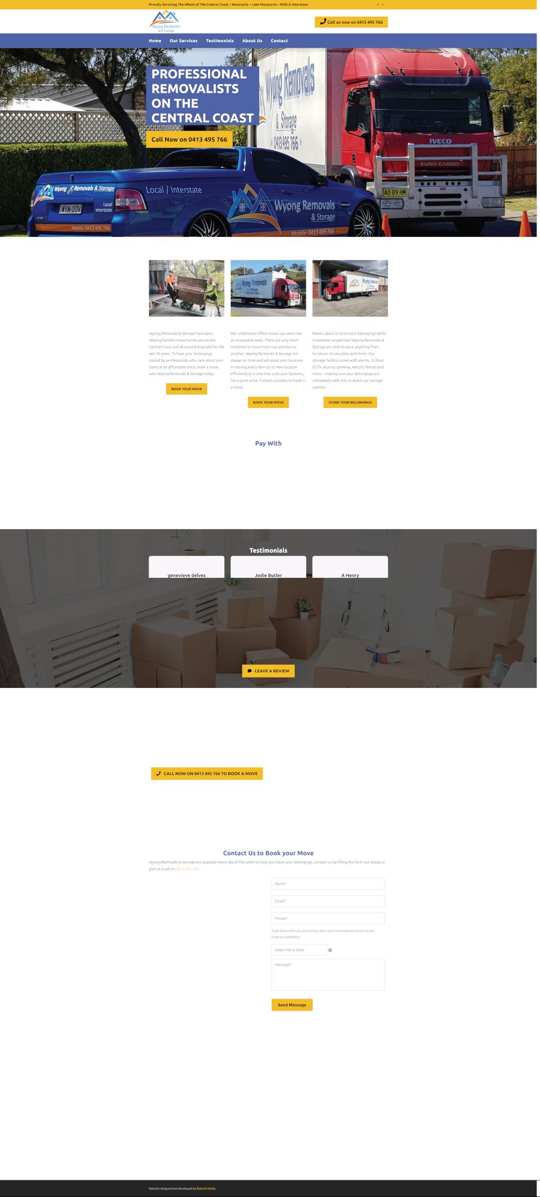 wyongremovalsandstorage full homepage